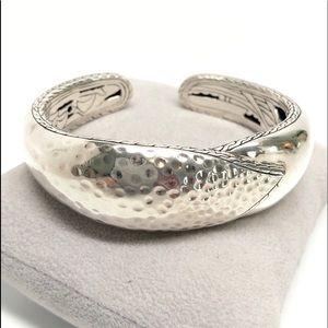 John Hardy Palu Kapal Kick-Cuff Bracelet .925